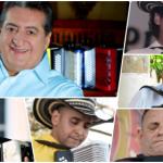 Los Acordeoneros en la vida musical de 'El Jilguero de América' Jorge Oñate