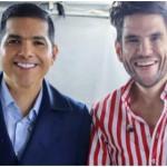 Peter & Juancho van con 'La que no me conoce' a Neiva