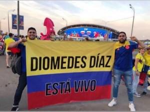 Seguidores de Diomedes Díaz en Rusia