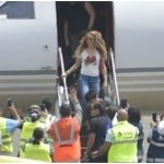 Shakira, ya está en su rinconcito del mundo favorito