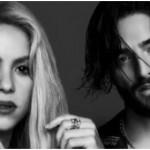"""Shakira y Maluma, juntos por tercera vez, en """"Clandestino"""""""