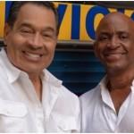 Tito Nieves y Sergio George un junte con ¡Sabor!