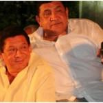 Poncho y Emiliano 'Los hermanos Zuleta' armaron la parranda en una ceremonia de un Premio Nobel